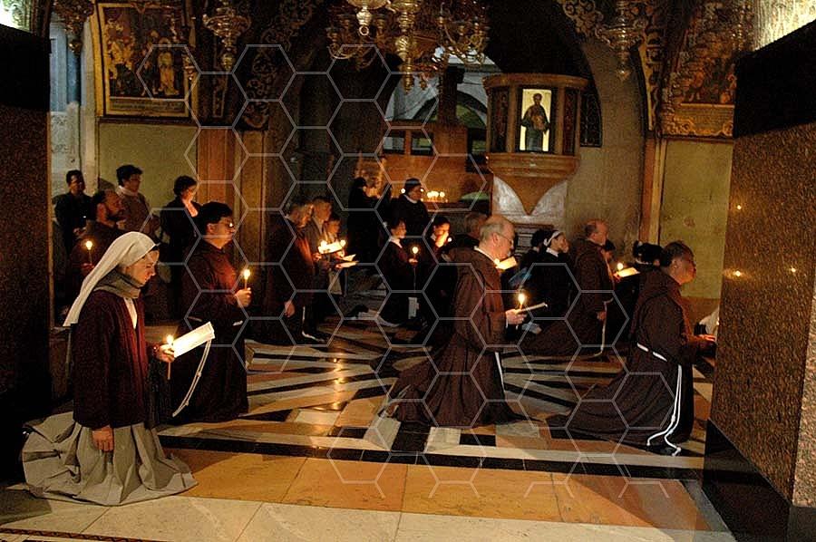 Jerusalem Holy Sepulchre Golgotha 017