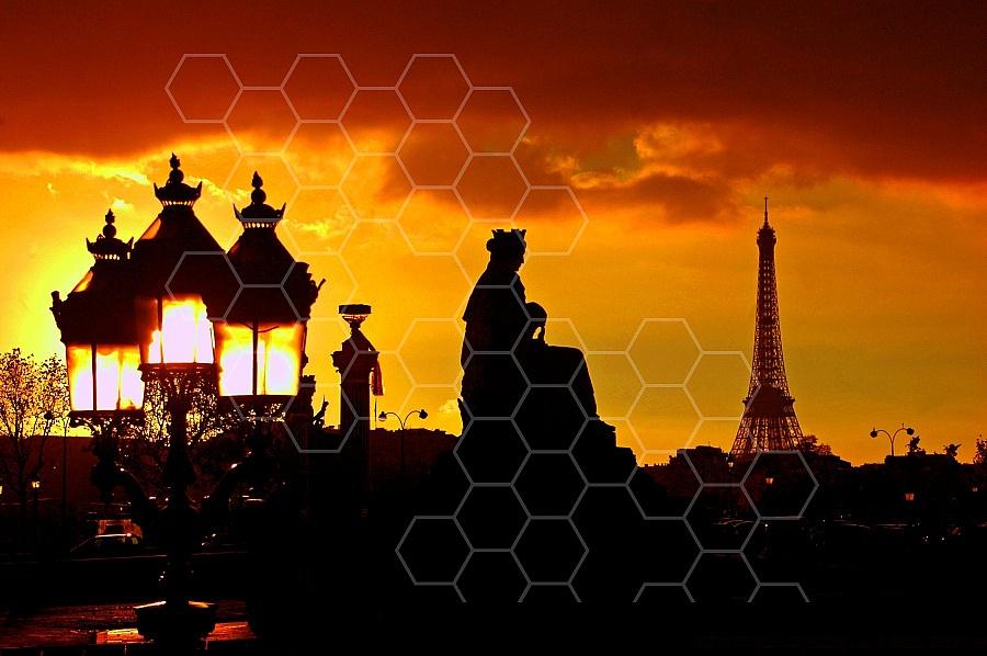 Paris - Eiffel Tower 0004
