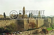 Jerusalem Old City View 035