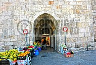 Jerusalem Old City Herods Gate 002