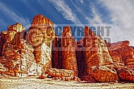 Timna Salomon Pillars 002