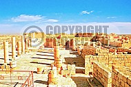 Avdat The Nabatean Temple 011