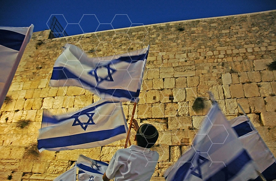 Kotel Yom Yerushalayim 001