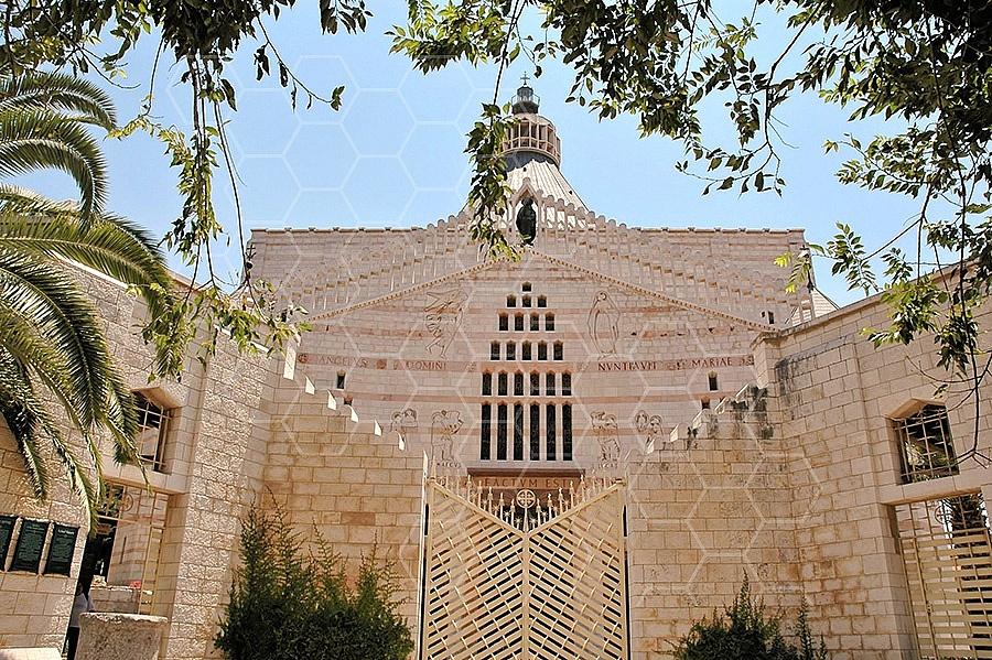 Nazareth Annunciation Basilica 004