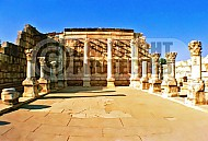 Kfar Nachum - Capernaum Synagogue 004