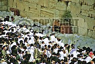 Kotel Priestly Blessing Birkat Kohanim 005