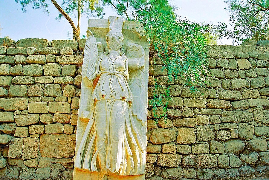 Ashkelon Roman Ruins 008