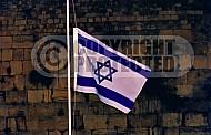 Israel Flag 027