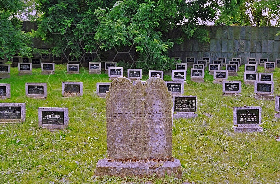 Terezin Memorial for the Dead 0013