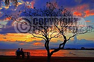 Hawaii Sunset 008