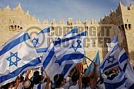 Israel Flag 023