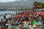 Eilat North Beach Hotel View 0012