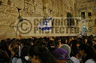 Kotel Women Praying 015