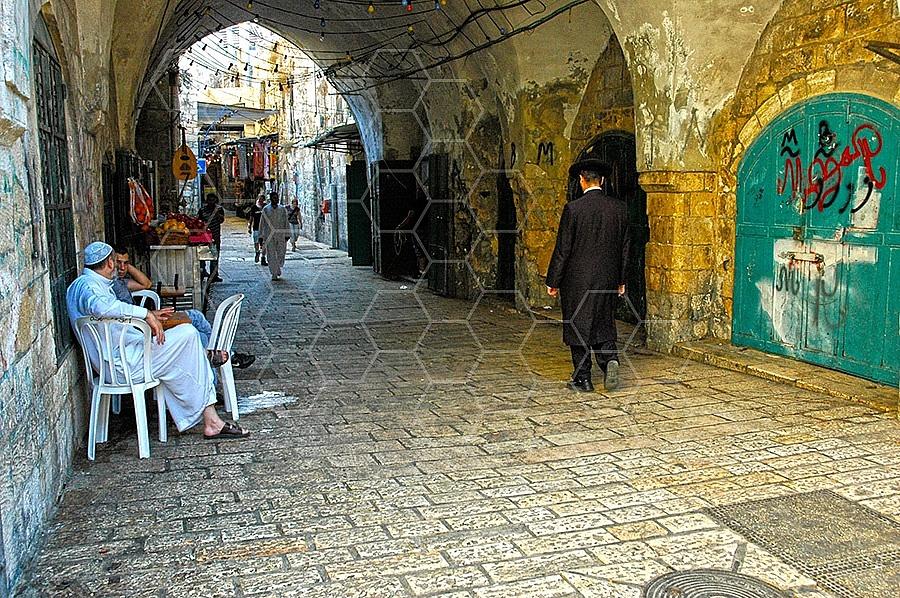 Jerusalem Old City Market 020