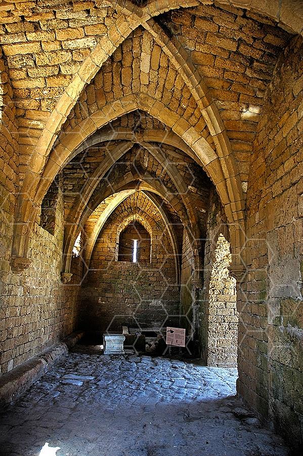 Caesarea Fortress Entrance 001