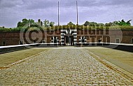 Terezin Entrance Gate 0001