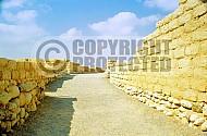 Tel Be'er Sheva Walkway 001