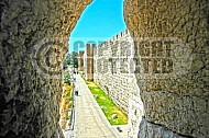 Jerusalem Old City  Walls 004