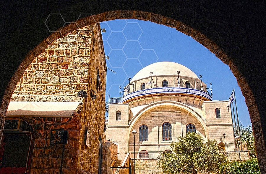 Jerusalem Old City Hurva Synagogue 002