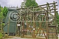Natzweiler-Struthof Entrance Gate 0004