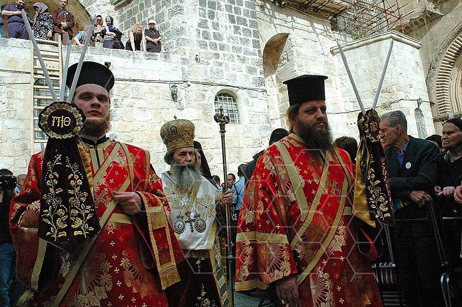 Greek Orthodox Washing Of The Feet 007