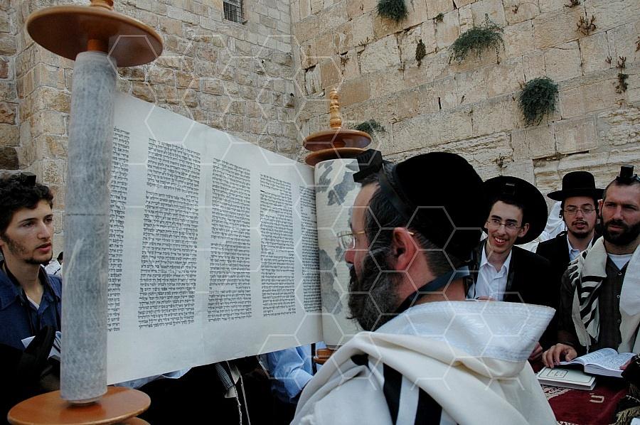 Torah Reading and Praying 0017