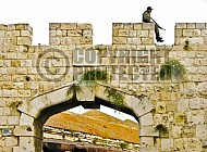 Jerusalem Old City New Gate 009