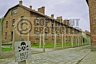 Auschwitz Barracks 0002