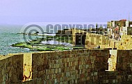 Akko Sea Wall 0003