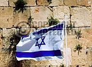 Israel Flag 064