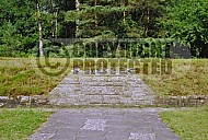 Bergen Belsen Memorial for Barracks 0007