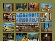 Jerusalem Photo Collages 030