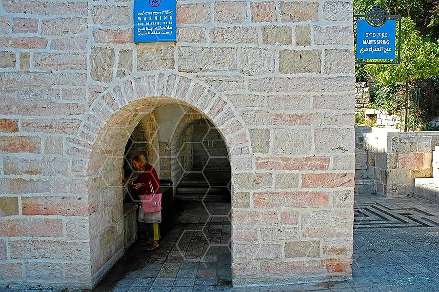 Jerusalem En Karem Marys Spring 001