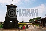 Majdanek Entrance Gate 0004