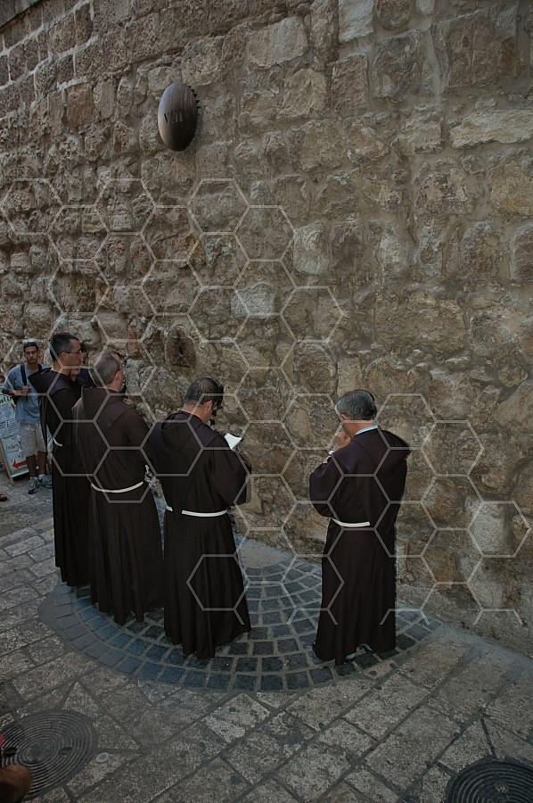 Jerusalem Via Dolorosa S08 0013