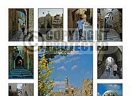 Jerusalem Photo Collages 023