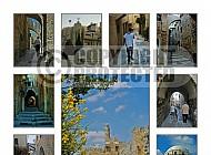 Jerusalem Photo Collages 023