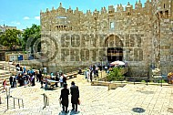 Jerusalem Old City Damascus Gate 005