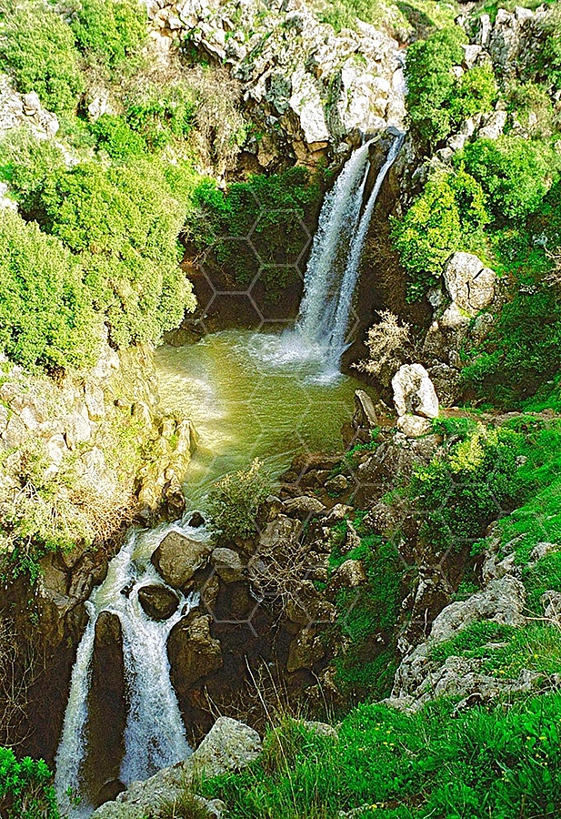 Sa'ar Waterfall 003
