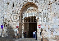 Jerusalem Old City Zion Gate 004