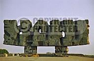 Majdanek Memorial 0001