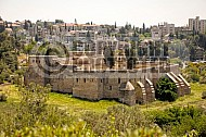 Jerusalem Valley Of The Cross 003