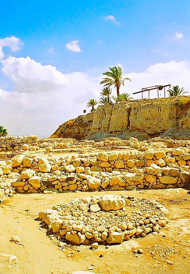 Tel Megiddo Altar 003