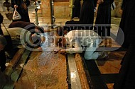 Jerusalem Holy Sepulchre Stone Of Anointing 010