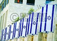Israel Flag 006