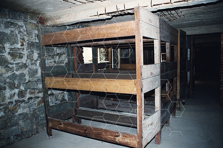 Gross-Rosen Interior of Barracks 0002
