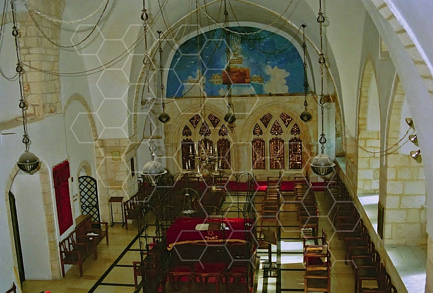 Yochanan Ben Zakai Synagogue 0006