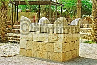 Tel Be'er Sheva Altar 003