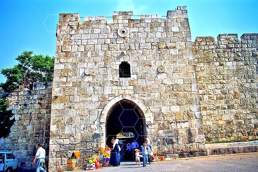 Jerusalem Old City Herods Gate 003