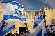 Israel Flag 016